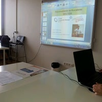 Photo taken at Curso Community Manager Elche by Mariola M. on 2/18/2013