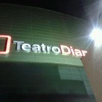 Foto tomada en Teatro Diana por José Ángel H. el 3/7/2013