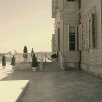 6/8/2013 tarihinde Mert D.ziyaretçi tarafından Sait Halim Paşa Yalısı'de çekilen fotoğraf