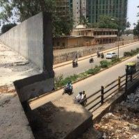Photo taken at railway bridge adda by Krishna C. on 5/25/2014