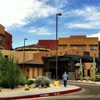 Photo taken at Desert Diamond Casino by Luis J. on 7/31/2013