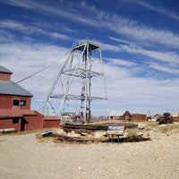 Photo taken at Tonopah Historic Mining Park by Uday M. on 10/25/2014