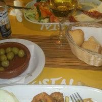 Photo taken at Bar Restaurante Fernando by Miren Zuriñe M. on 2/11/2013