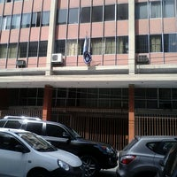 Photo taken at Consulado Argentino by Juan V. on 5/19/2014