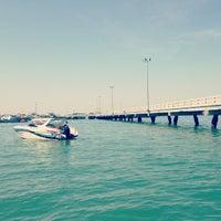 Photo taken at Bali Hai Pier by Sahutsa I. on 4/19/2013