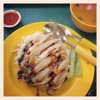 Photo taken at Market Street (Golden Shoe) Food Centre by yiting t. on 3/22/2013