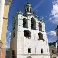 Снимок сделан в Спасо-Преображенский монастырь пользователем Julia S. 7/13/2013