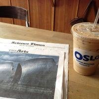Снимок сделан в Oslo Coffee пользователем dawn h. 11/20/2012
