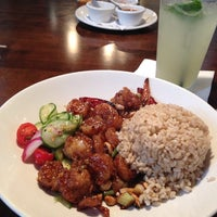 Photo taken at P.F. Chang's by Deondriea C. on 6/15/2013