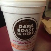 Photo taken at Dunkin Donuts by YUSUF on 11/16/2014