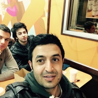 Photo taken at Dunkin Donuts by YUSUF on 2/2/2015