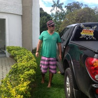 Photo taken at Paraíso Praia Resort by Breno N. on 4/28/2013