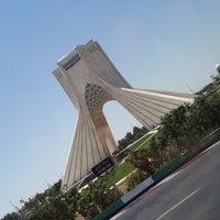 Photo taken at Tehran by Zahra P. on 7/13/2018