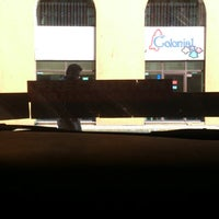 Photo taken at Estacionamiento by Julia C. on 2/17/2013