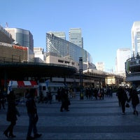 Photo taken at Yamanote Line Yūrakuchō Station by masaaki m. on 1/20/2013
