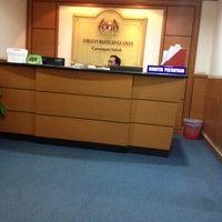 Photo taken at Jabatan Bantuan Guaman by Balacan Hangus on 3/3/2014