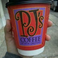 Photo taken at PJ's Coffee by Cedes P. on 2/18/2013