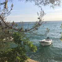 Photo taken at Riva Starigrad by Daryna T. on 4/30/2018