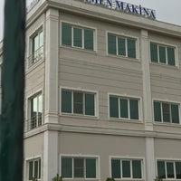 Photo taken at Değirmen Makina Sanayi Ve Tic. Ltd. Şti by Ümit K. on 5/8/2018