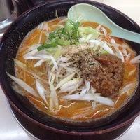 Photo taken at なしか!ラーメン 舞鶴店 by Masato K. on 9/4/2013