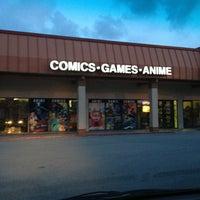 Photo taken at Comics. Games. Anime by Karen H. on 6/24/2013