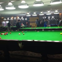 Photo taken at Steven's Corner Snooker by Eemianamhar on 9/12/2015