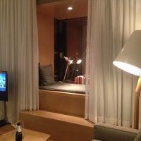 Das Foto wurde bei The Guesthouse Vienna von Светлана am 11/26/2013 aufgenommen