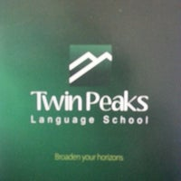 Photo taken at Twin Peaks Language School by pete b. on 3/7/2014