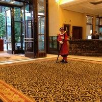 Photo taken at The Ritz-Carlton Berlin by Ms.Shifr on 5/24/2013