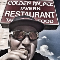 Photo taken at Golden Palace by My Fat Guy Probs T. on 9/2/2014