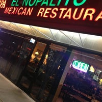 Photo taken at El Nopalito Mexican Restaurant by Pizza Guy on 9/13/2013