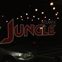 Photo taken at Jungle Atlanta by Pizza Guy on 3/6/2013