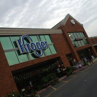Photo taken at Kroger by Pizza Guy on 4/26/2013