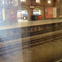 Photo taken at Platform 3 by Chris F. on 2/21/2013