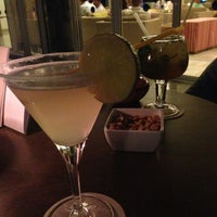 Photo taken at Blau bar by Anastasia V. on 8/12/2013
