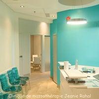 Photo taken at Clinique Massothérapie Jeanie Rahal by Clinique Massothérapie Jeanie Rahal on 6/2/2015
