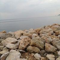 Photo taken at Darıca by Esra Ö. on 2/16/2013