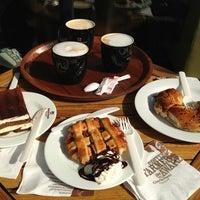 2/8/2013 tarihinde Naciye B.ziyaretçi tarafından Gloria Jean's Coffees'de çekilen fotoğraf