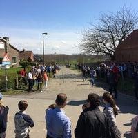 Photo taken at Haaghoek by Koen D. on 4/3/2016