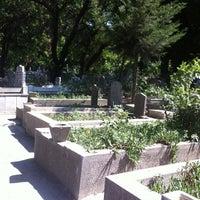 Photo taken at Çamlık Mezarlığı by Umut Y. on 7/6/2013