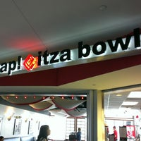 Photo taken at Itza Wrap! Itza Bowl! by Amy T. on 2/23/2013