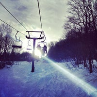 Photo taken at Stowe Mountain Resort by Max M. on 2/10/2013