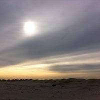Photo taken at Long Beach Boardwalk - National Blvd by murielle S. on 2/22/2013