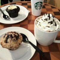 Photo taken at Starbucks by Iryna K. on 2/10/2013