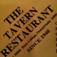 Photo taken at The Tavern Restaurant by Anne S. on 2/14/2013
