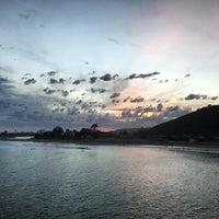 Photo taken at Malibu Pier Club by Itsuki W. on 10/15/2015