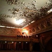 Снимок сделан в Театр им. Ивана Франко пользователем doggie d. 2/24/2013