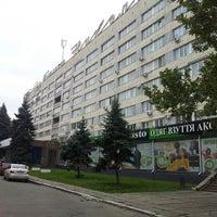 Снимок сделан в Гостиница «Николаев» пользователем Мой Город N 10/5/2013