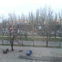 Снимок сделан в Гостиница «Николаев» пользователем Мой Город N 3/31/2013