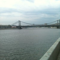 Photo taken at Moskva River by Mihail P. on 5/20/2013